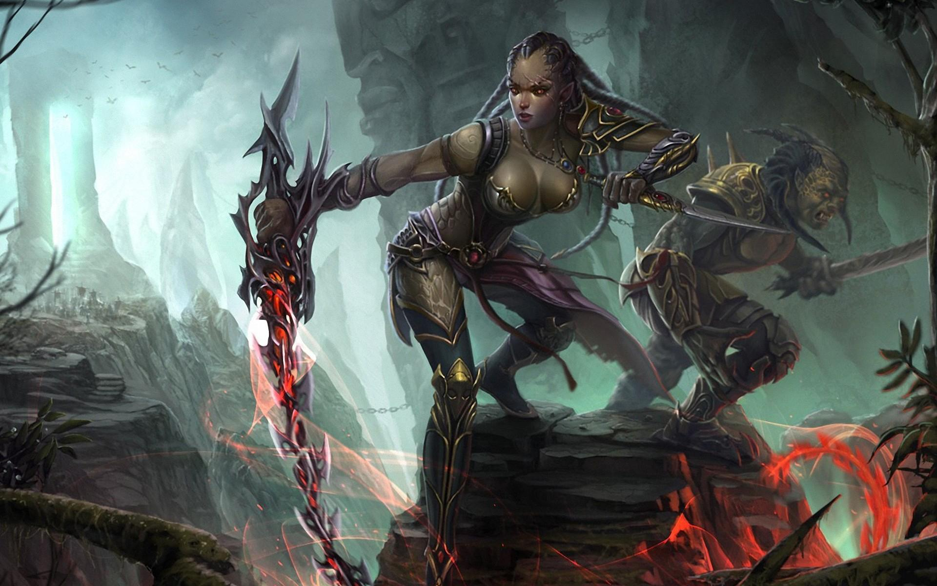Orc master elf slave nackt galleries