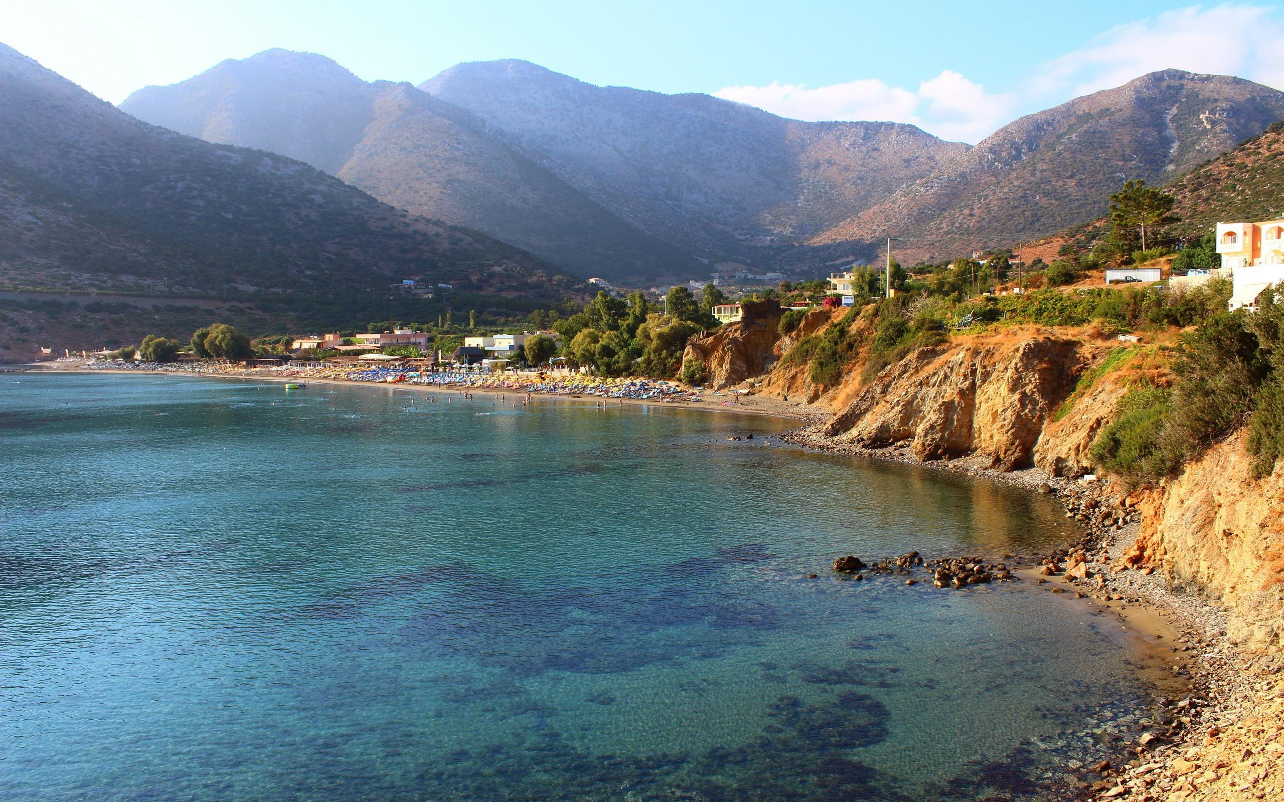 фото греции пляжа и моря